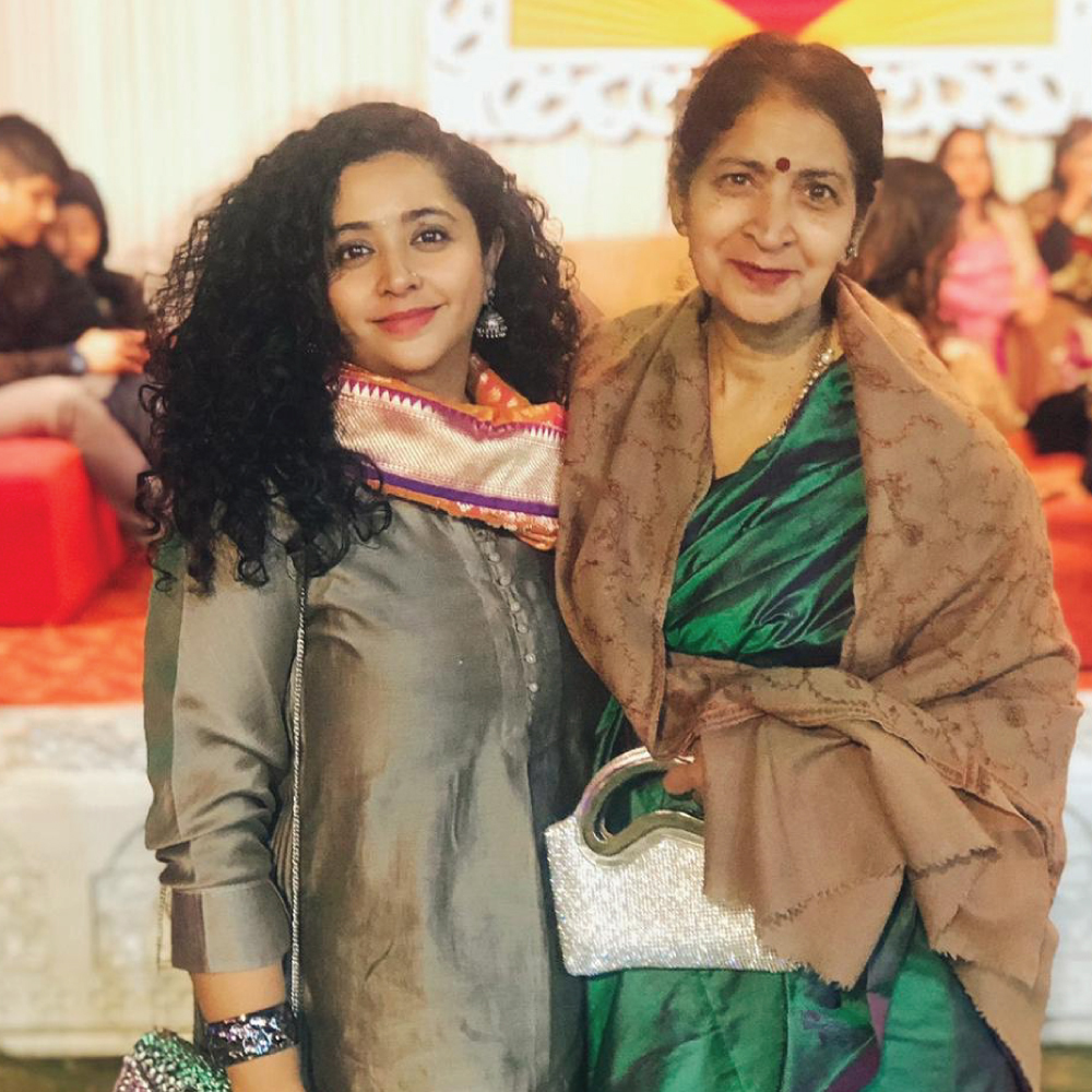 From Kanchan's Kitchen: Parul's Mom